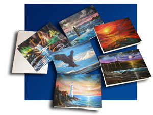 Eternity Arts Note Cards